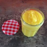 Lemon Curd Léger sans Beurre