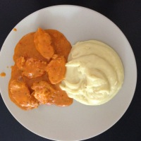 Escalopes de Poulet Sauce Chorizo Poivron au Thermomix
