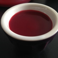 Coulis de Framboises au Thermomix