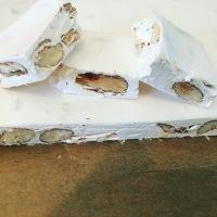 Nougat Blanc Simplissime et Rapide au Thermomix