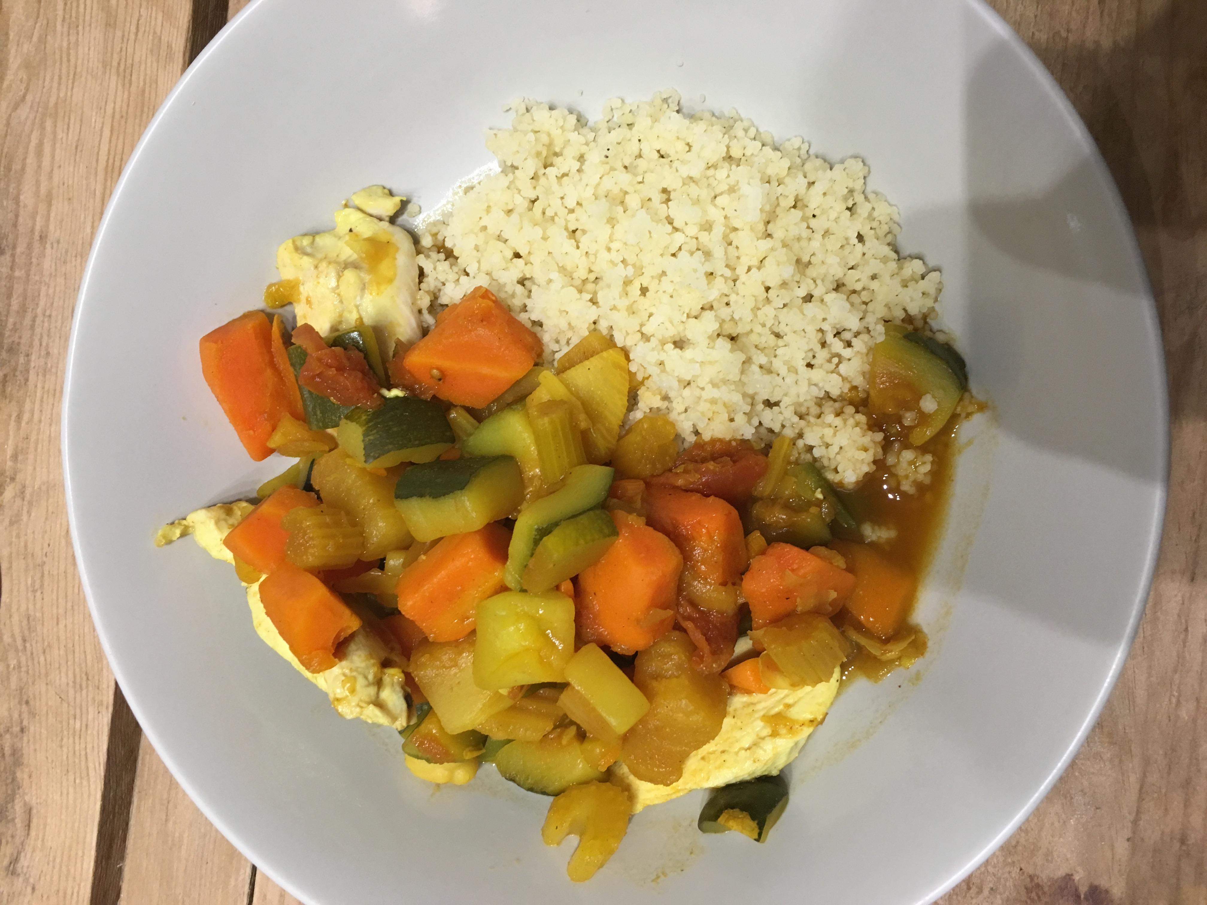 recette couscous rapide | perrine cuisine